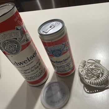Budweiser phone  - Breweriana