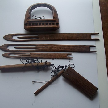 Weaving tools - Sewing