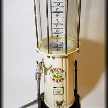 Old Style Gas Pump ( Liquor Dispenser ) - Kitchen