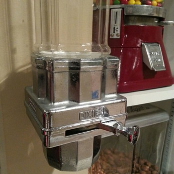 1950s Dixie Cup Dispenser - Coin Operated