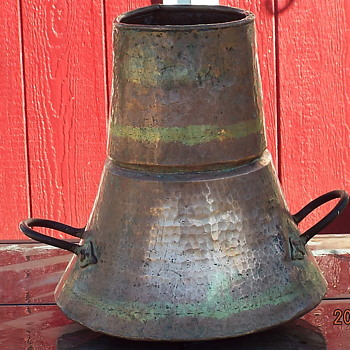 Civil War Era Pot Still