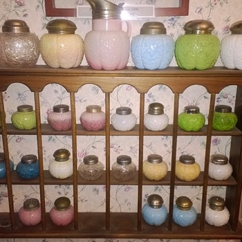 Challinor's Forget Me Not Shakers