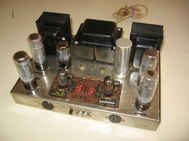 Dynaco Dynakit 70 Tube Amplifier