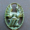 What Paul Laidlaw Said About My Silver WW2 Meindl German Paratrooper Badge Flea Market Find 50 Cents