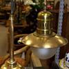 ARt Deco Period Solid Brass Desk Lamp