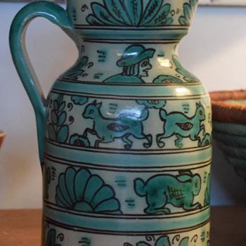 My new PUENTE ARZOBISPO 56 vase - Pottery