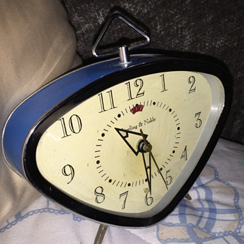 Sterling & Noble Alarm clock  - Clocks