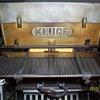 Brantgen Kluge Printing Press circa 1900