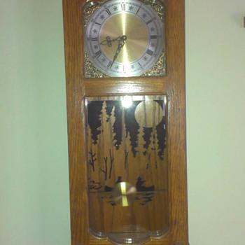 My wife's favorite clock - Clocks