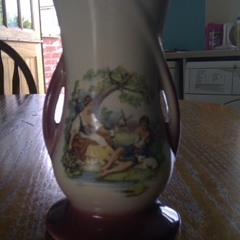 imperial staffordshire vase - China and Dinnerware