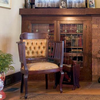 Victorian Barrel Chair