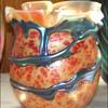 Charles Lotton Cypriot Lava Vase