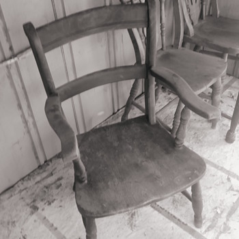 Banker chair? - Furniture