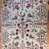 Vintage Mexican embroidered bedspreads