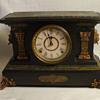 Seth Thomas Mantel Clock. Transitional design..Egyptian..Nouveau