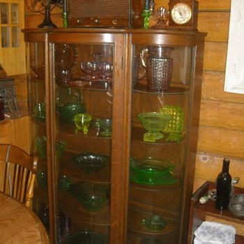 Curio Cabinet - Furniture