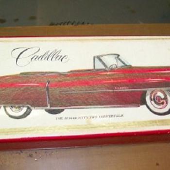 """ALPS 1952 Cadillac Eldorado Covertible 11 1/2"""" - Model Cars"""