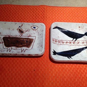 Mystery pottery! - Mid-Century Modern