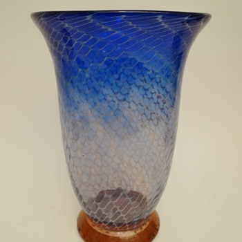 "Wilhelm Kralik ""Merletto"" - Art Glass"