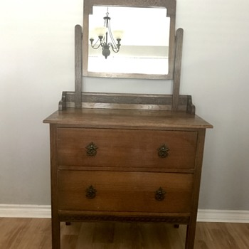 Antique Dresser - Furniture