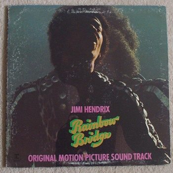 Jimi Hendrix x2 'Rainbow Bridge' 'High Live n Dirty' Red Vynil! - Records