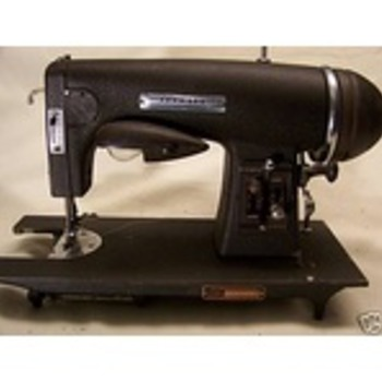 Vintage 1942 Imperial Kenmore Rotary Sewing Machine Model # 117.591
