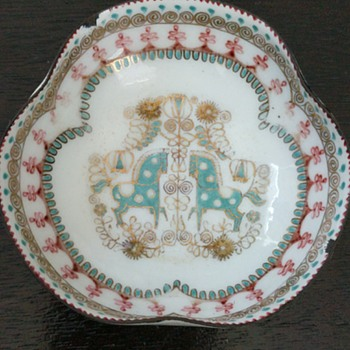 Enamel metal small plate Austria. - Kitchen