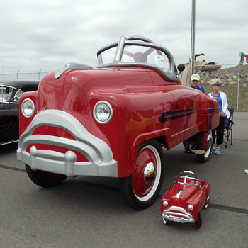 Seen at a car show....... - Classic Cars