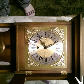 Grand Prix Grandfather Clock - Clocks