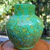 Dom Crown Craft Glass vase