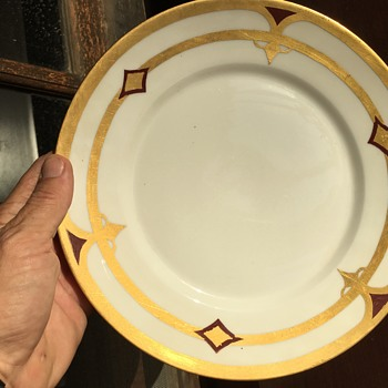 Limoges Plated