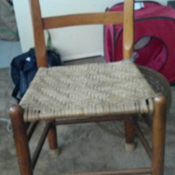 Chairs from my Grandma - Furniture