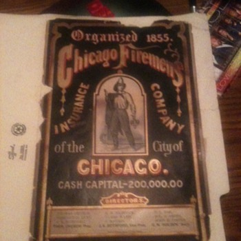 Chicago Firemens - Firefighting