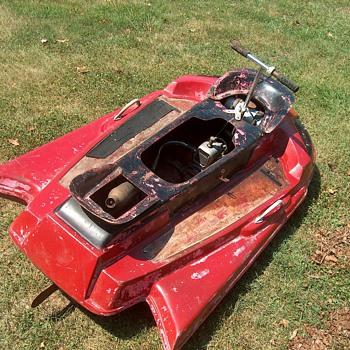 LEPEL 2 stroke SACHS powered German Made Original Jet Ski????