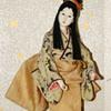 Antique Japanese Porcelain Geisha Doll Family Heirloom 1915