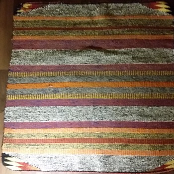 Anyone good with navajo blankets