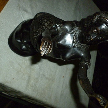 bronze sculpture mermaid - Fine Art