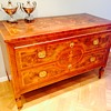 Antique dresser, chest of drawers.