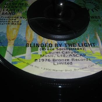 45 RPM SINGLE....#149 - Records