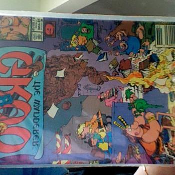 Groo The Wanderer #78 - Comic Books