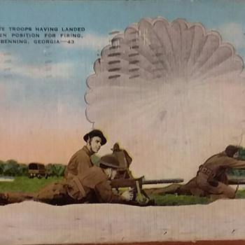 War time 1942 - Postcards