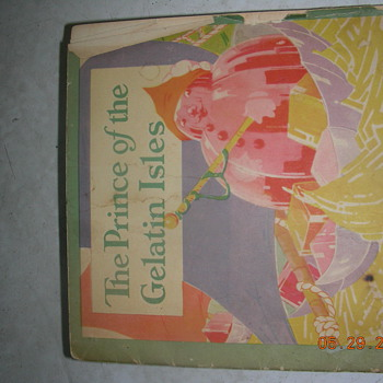 Royal Gelatin 1926 promotional  - Paper