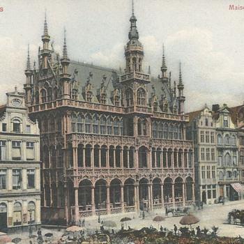 BRUXELLES - MAISON DU ROI. - Postcards
