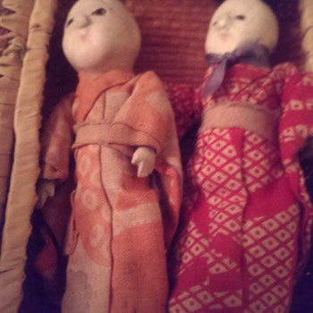 Japanese Comfort Dolls