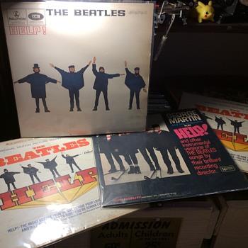Help  - Records