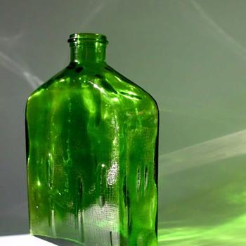 Helena Tynell Lankkupullo 1736 for Riihimäen - Art Glass