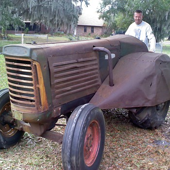 1958 Oliver 770 diesel