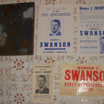 Gramps was a politics man - Posters and Prints