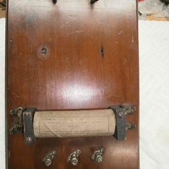 early walnut western electric subset ?