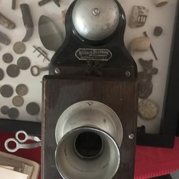 Wilhelm telephone  - Telephones